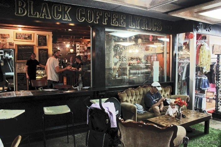 Black Coffee Lyrics Surfers Paradise