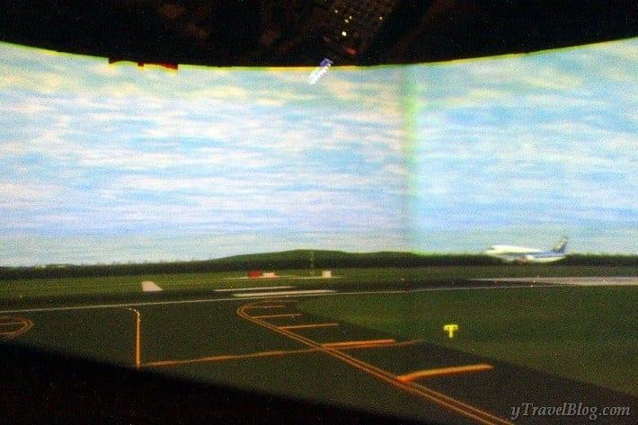Malaysian airlines flight simulator
