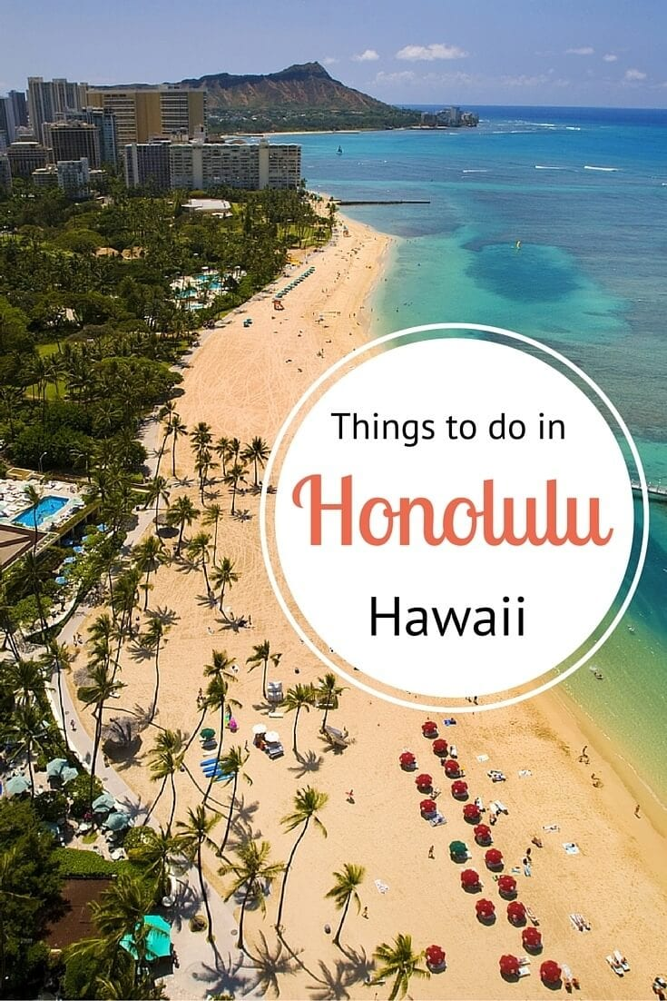 Honolulu Travel Tips - where to eat, drink, sleep, shop, explore and much more