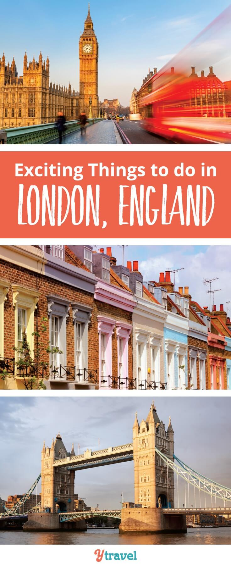 Planning a trip to the UK and looking for the best things to London? Check out this insider guide written by a local with London travel tips for you! #London #UK #LondonTravel