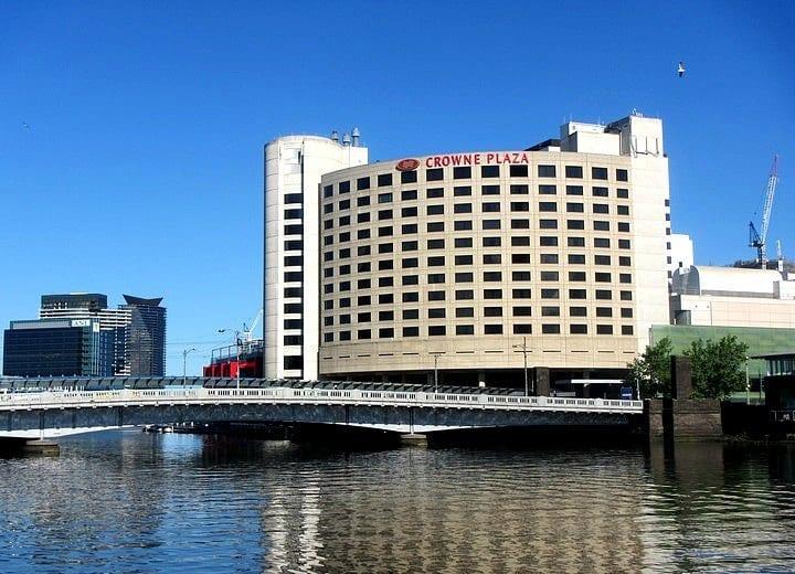 Crowne Plaza Melbourne Casino