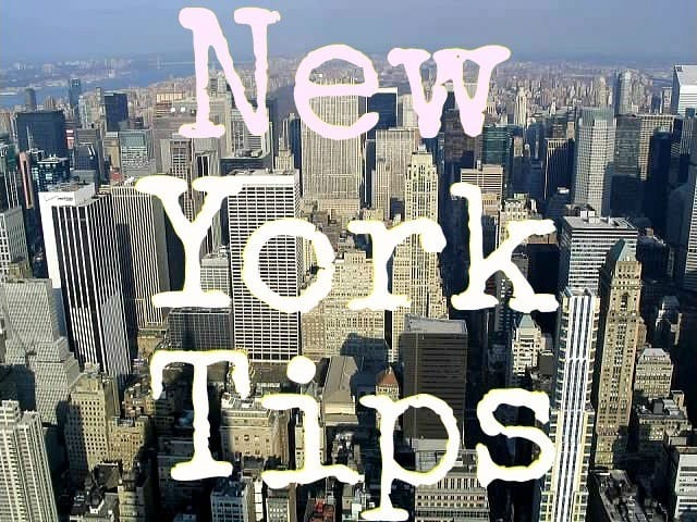 Insider tips on things to do in new york city by a local for New york city stuff to do