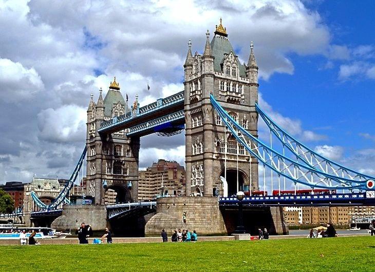 Londres: toutes les activités