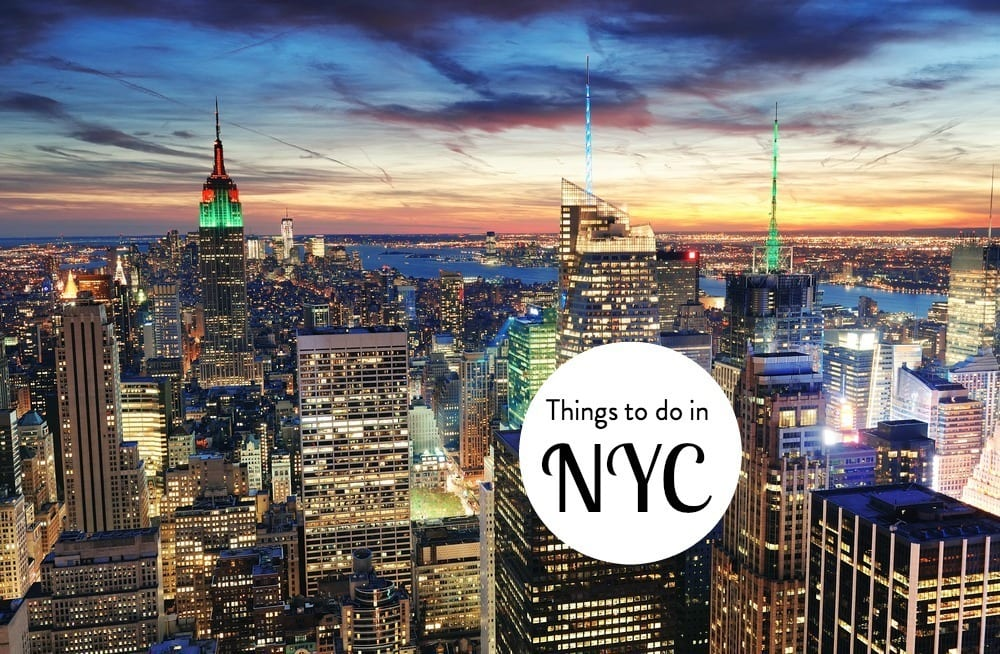 Insider tips things to do in new york city for New york city stuff to do