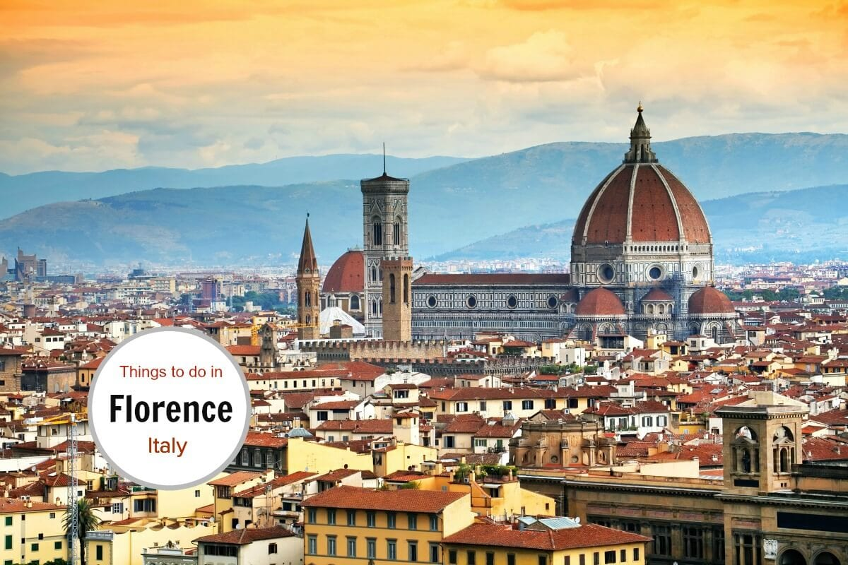 Italian Florence: Amazing Things To Do In Florence, Italy (Insider's Tips
