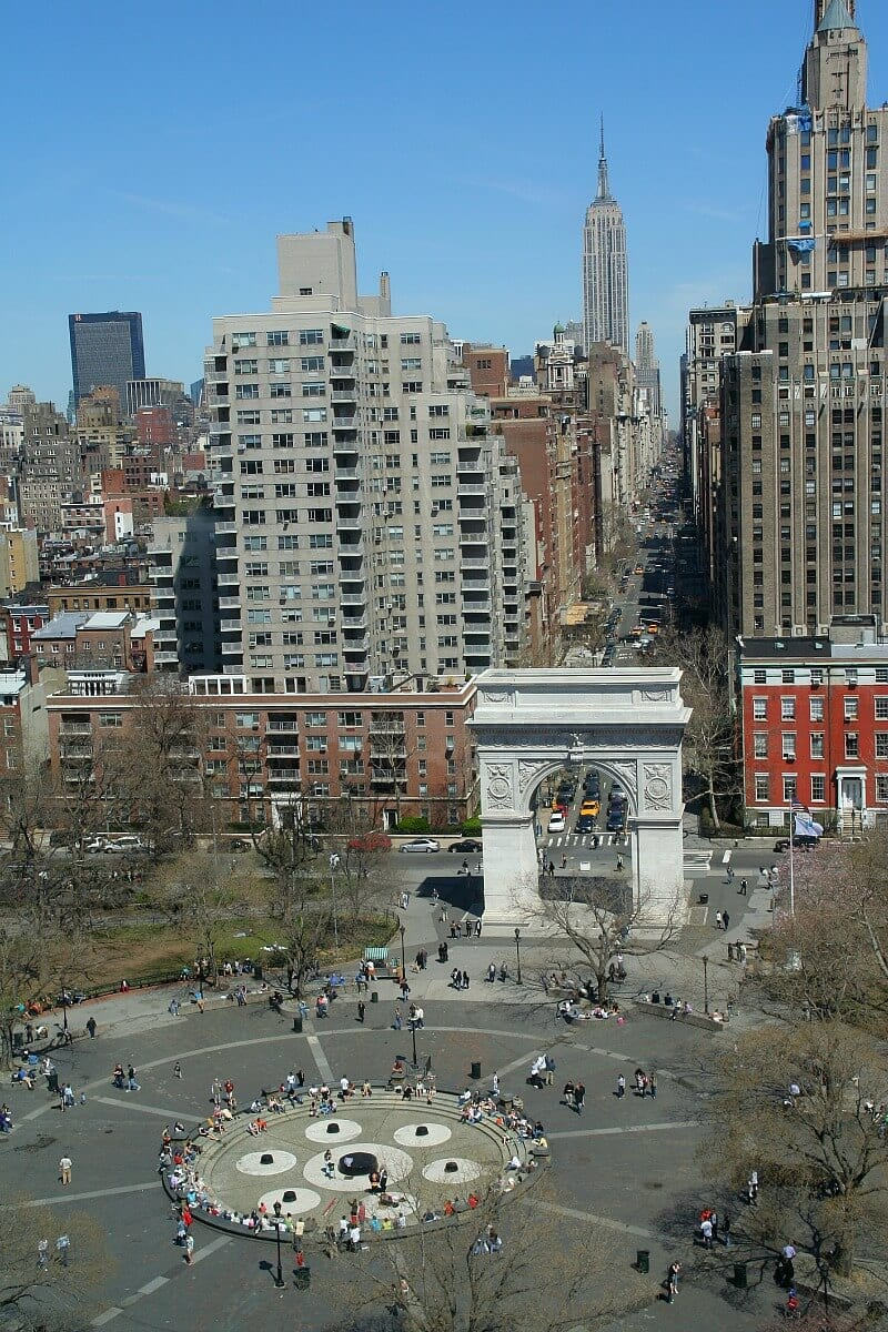 Washington Square Park - things to do in New York City