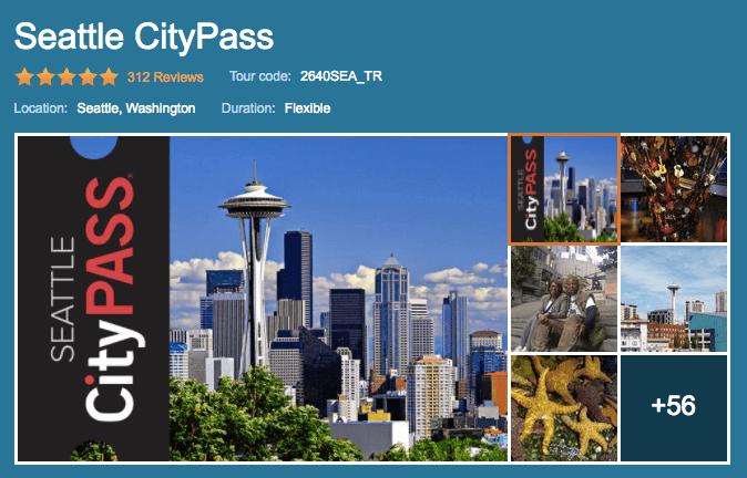 Seattle City Pass