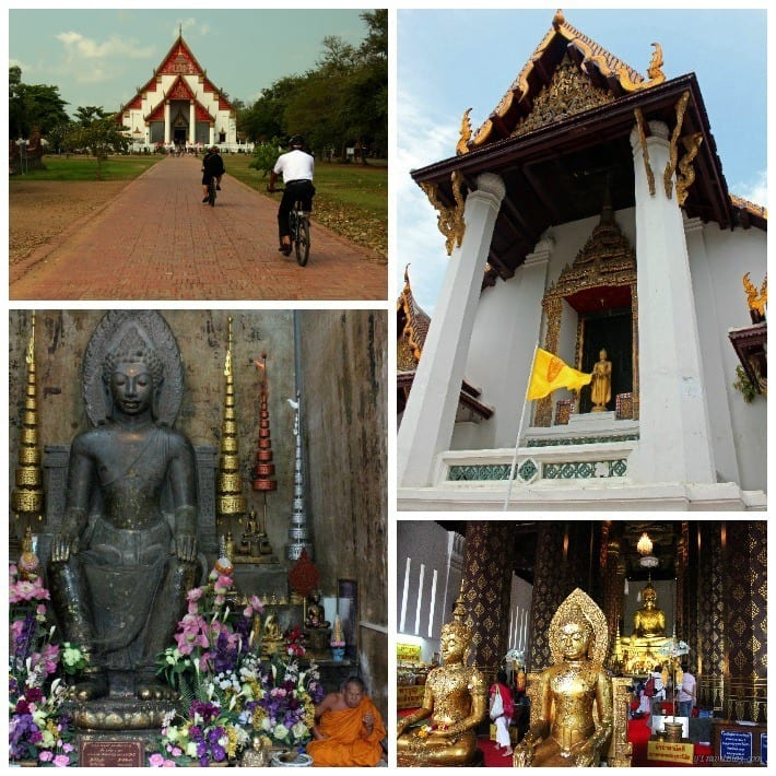 Ayutthaya bike tour