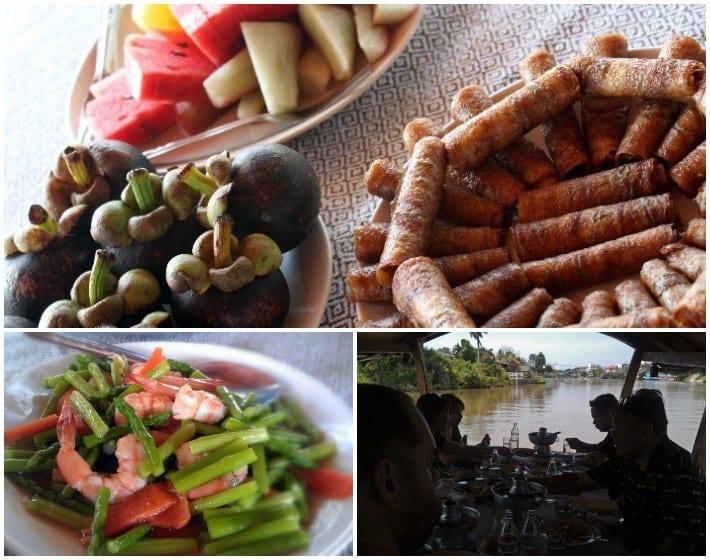 Ayutthaya rice barge cruise