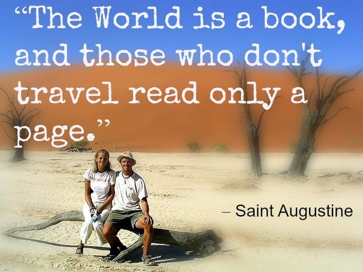 12 travel quotes for inspiration