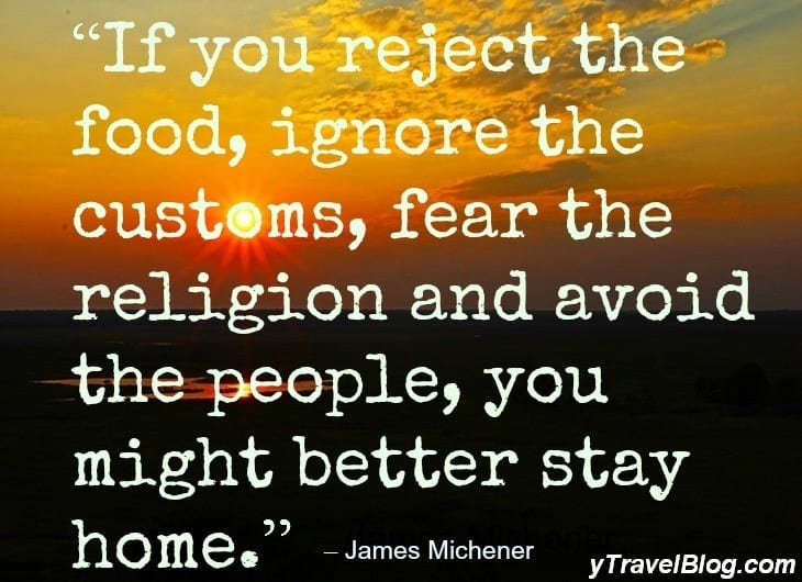 Y Quotes | 12 Travel Quotes For Inspiration