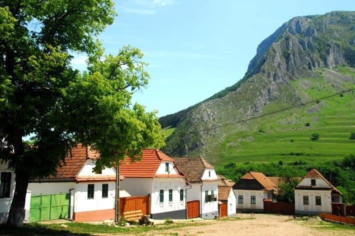 Rimetea Village Transylvania