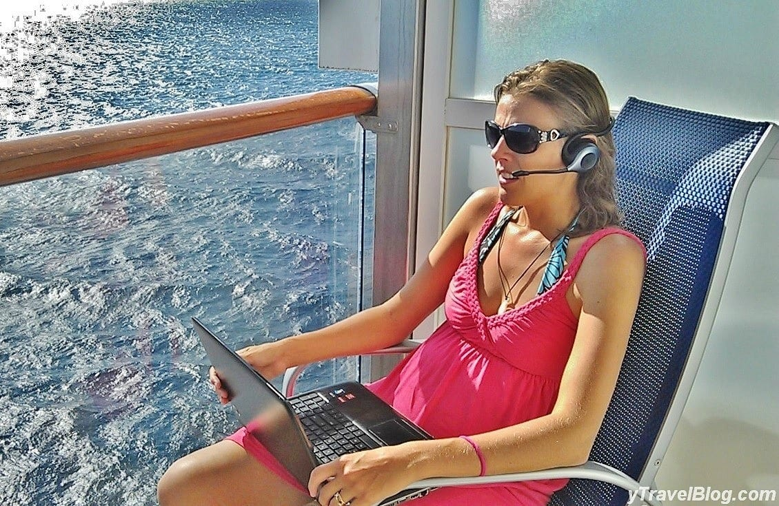 Carnival Cruise SD 307