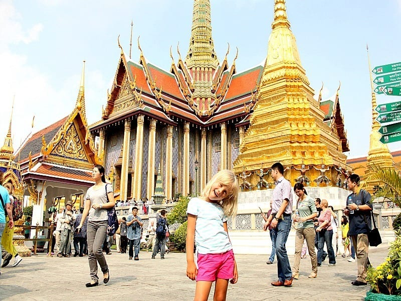 Everyone Must Visit The Grand Palace In Bangkok
