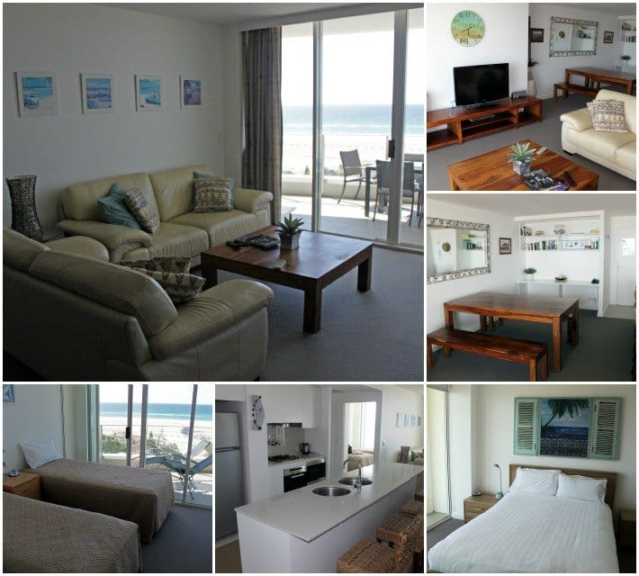 kirra surf apartments a place to stay on the gold coast. Black Bedroom Furniture Sets. Home Design Ideas
