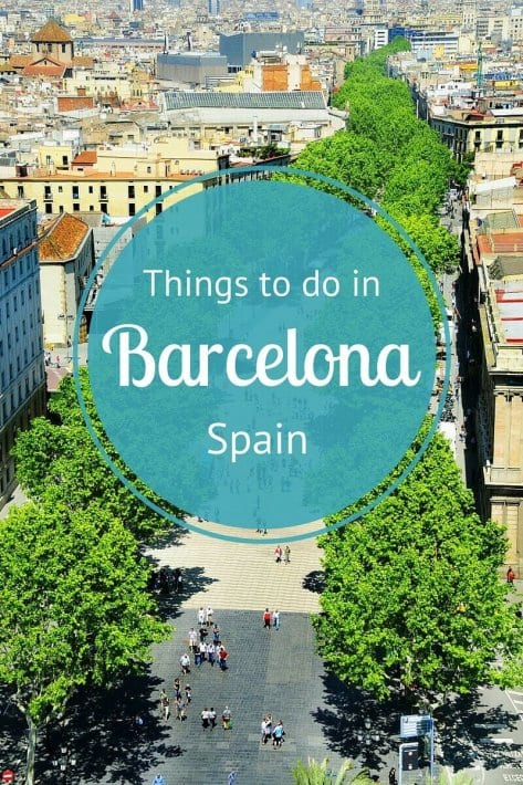 Looking for tips on things to do in Barcelona? Check out these insider tips on where to eat, drink, sleep, explore and play.