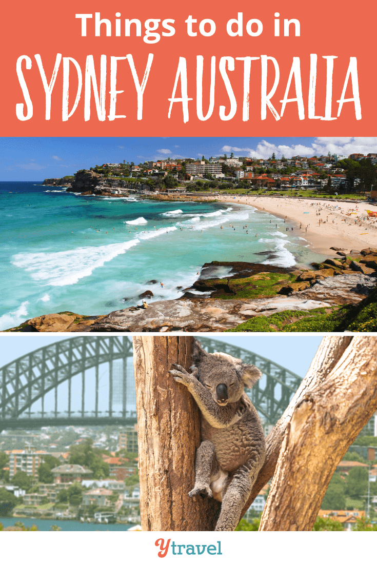 City Guide - Things to do in Sydney, Australia. Where to eat, drink, sleep, shop, explore and much more!