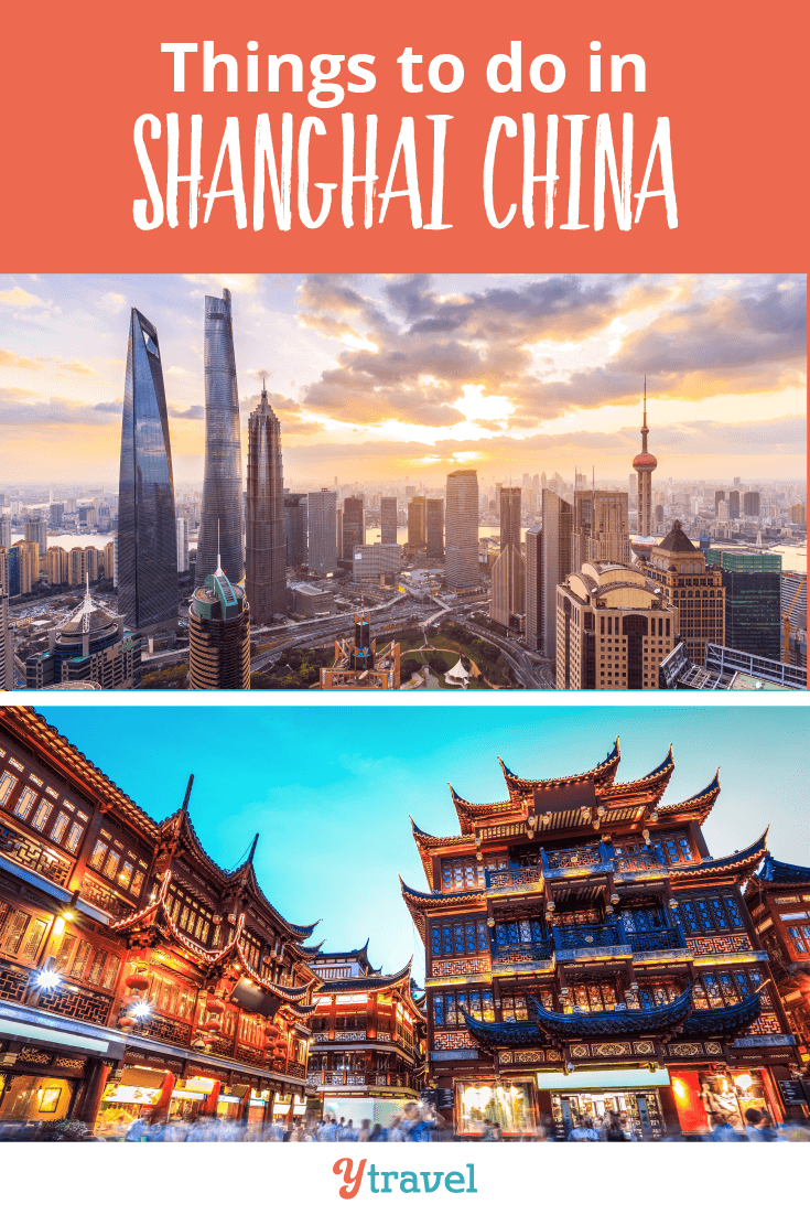 Things to do in Shanghai, China. Check out this insider's city guide.