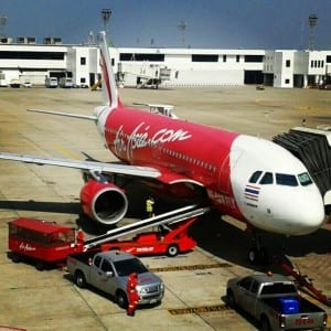 Flying Air Asia X review