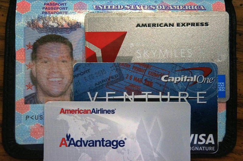passport credit cards get out of debt