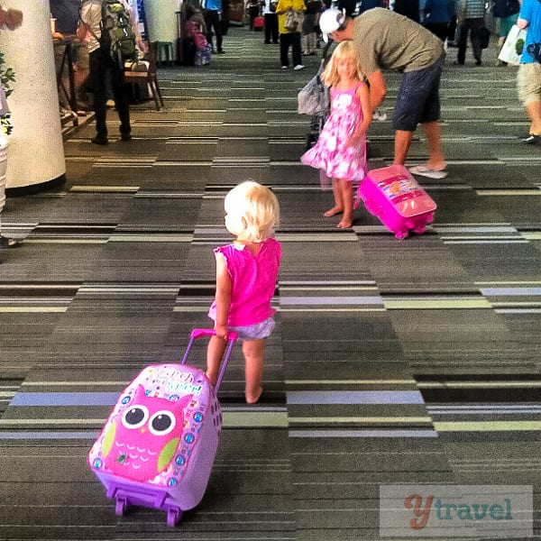Savannah in airport