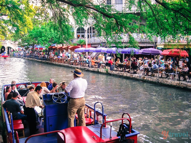 Riverwalk, San Antonio, Texas - Explore the Real America