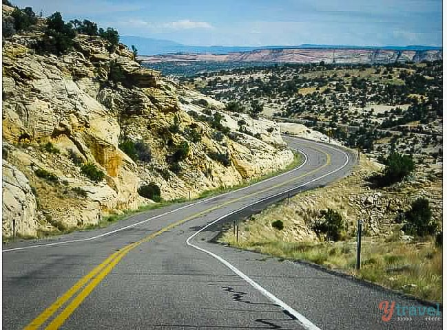 Highway 12, Utah - Explore the Real America