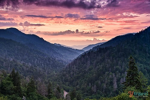 Great Smokey Mountains - Visit the Real America