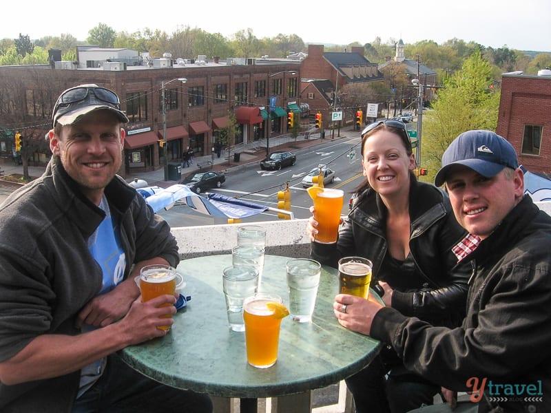 Chapel Hill, North Carolina - Visit the Real America