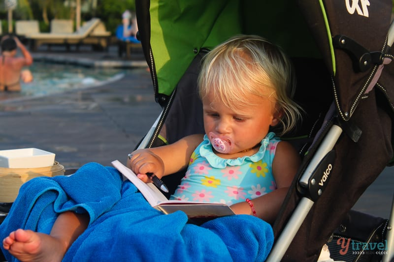 Travel With a Toddler Tips - Pros and Cons