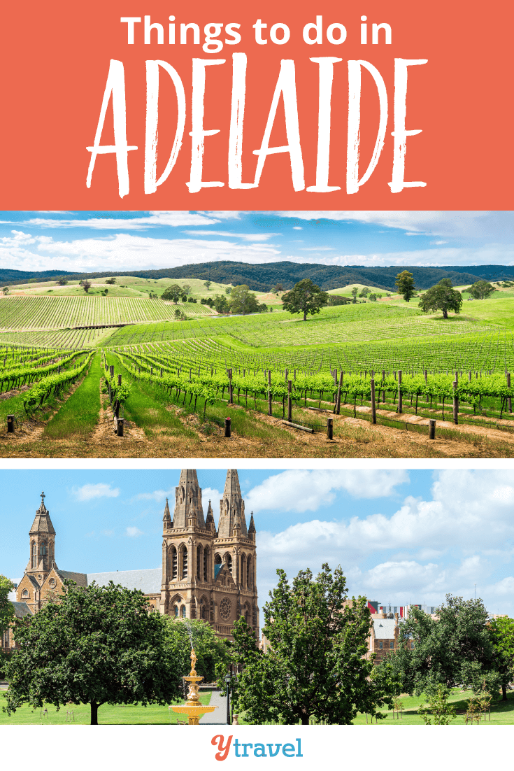 Check out this city guide on Adelaide. We've got awesome things to do in Adelaide, South Australia. Where to eat, drink, sleep, shop, explore and much more!