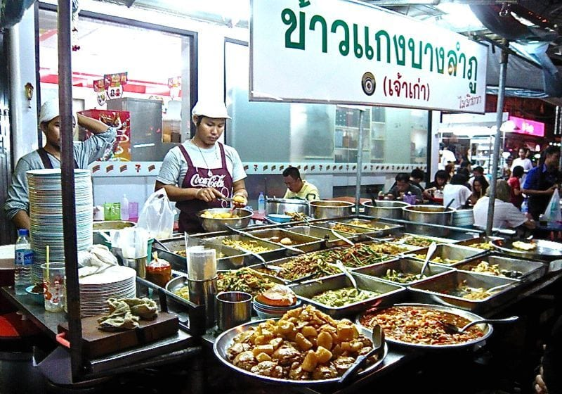 Best Street Foods In Thailand