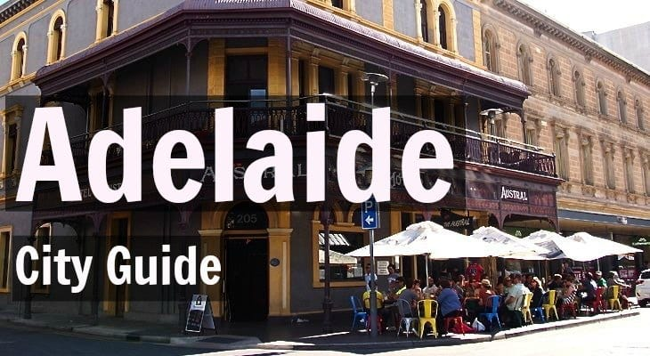 Things to Do in Adelaide – city guide