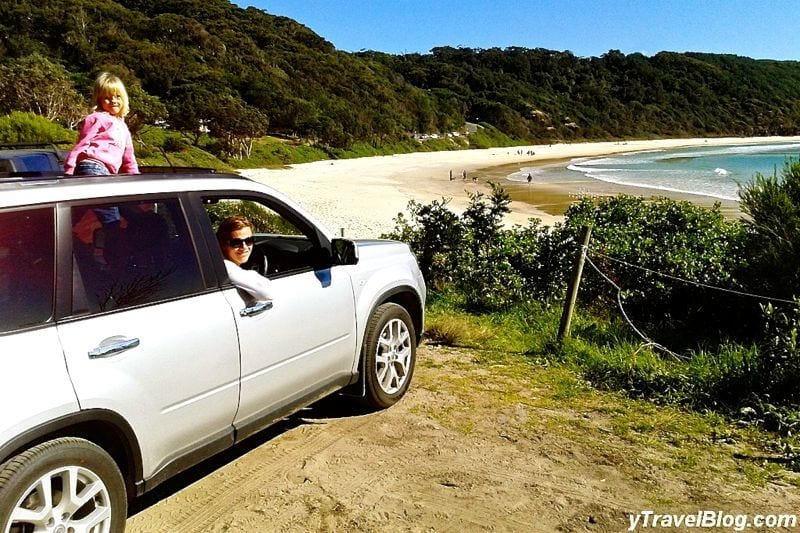 Take road trips - 52 ways on How to save money on travel