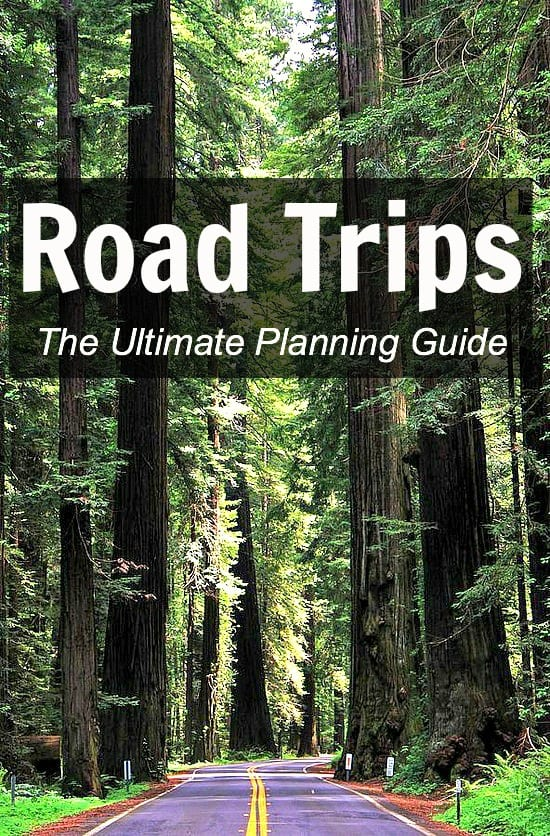 The Ultimate Guide to planning your next road trip