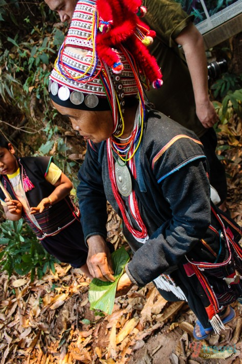 Akha hill tribe people (2)
