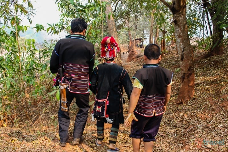 Akha hill tribe people Chaing Rai (11)