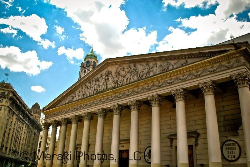 Grand Building - Things to Do in Buenos Aires