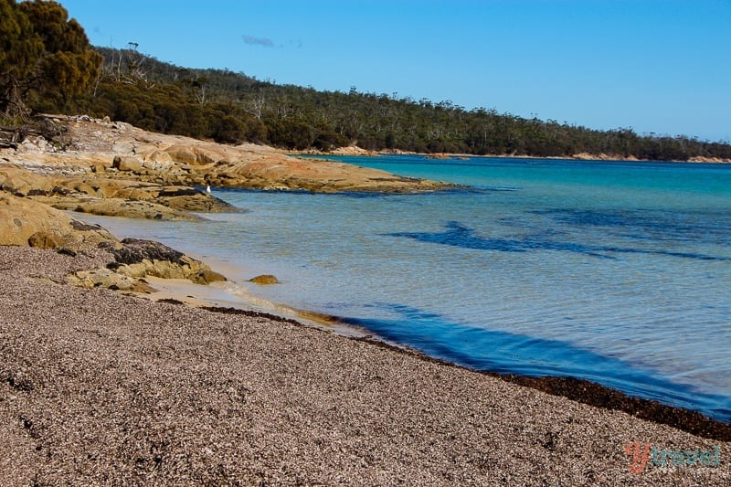 Hazards Beach - Freycinet National Park, Tasmania, Australia