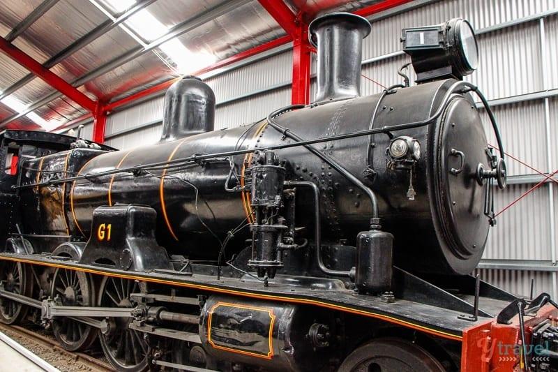 National railway museum Adelaide (2)