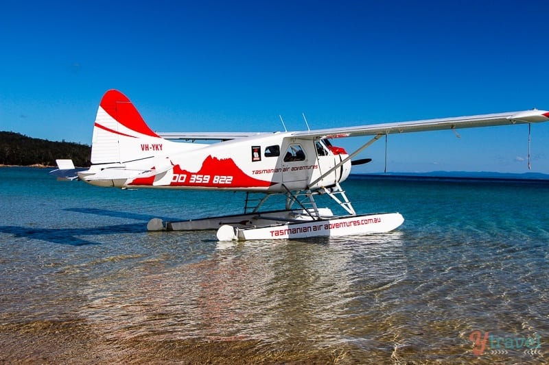 Tasmanian air adventures