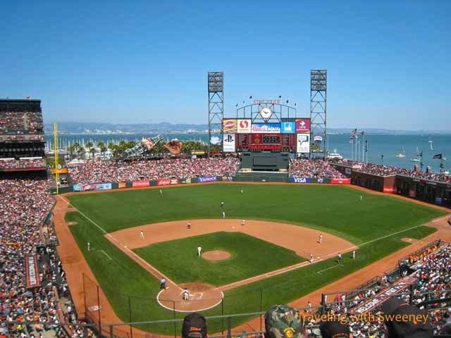 Giants Baseball Game - What to Do in San Francisco