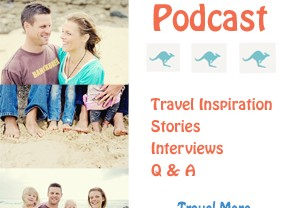 This weeks Travel Podcast Episode for May - Q & A