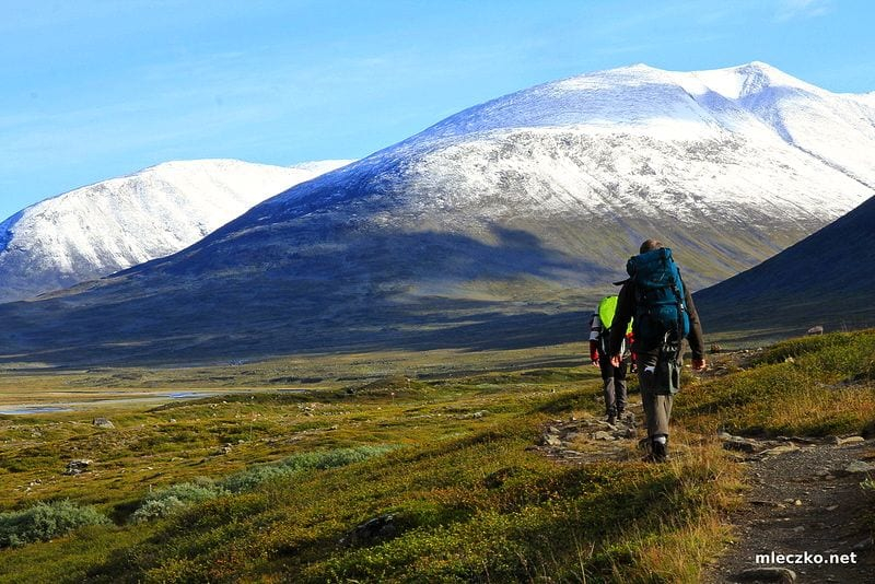 Kungsleden, Sweden - Travel Pinspiration