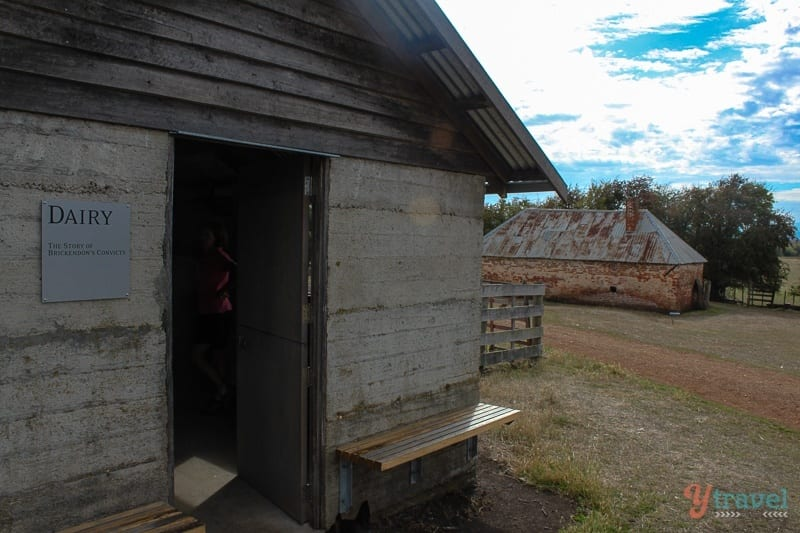 Brickendon farm, Longford Tasmania
