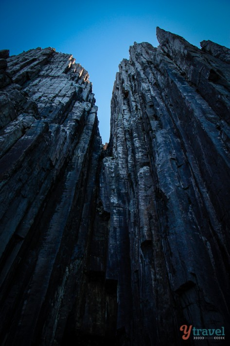 Cape Pillar Tasmania