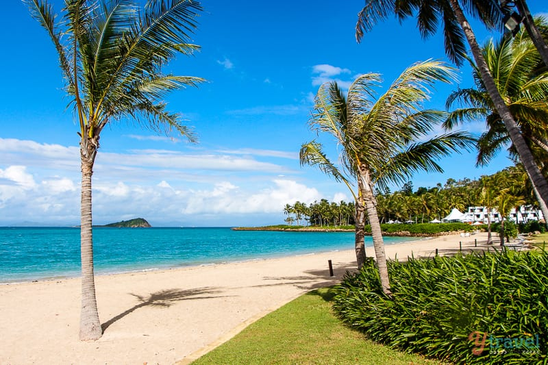 how to get to hayman island