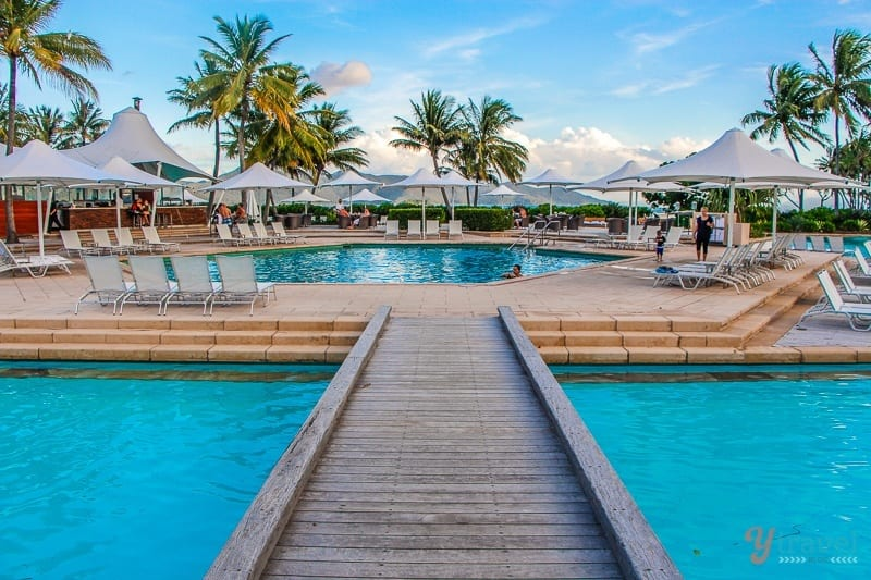 Hayman Island Resort Pool, Queensland, Australie