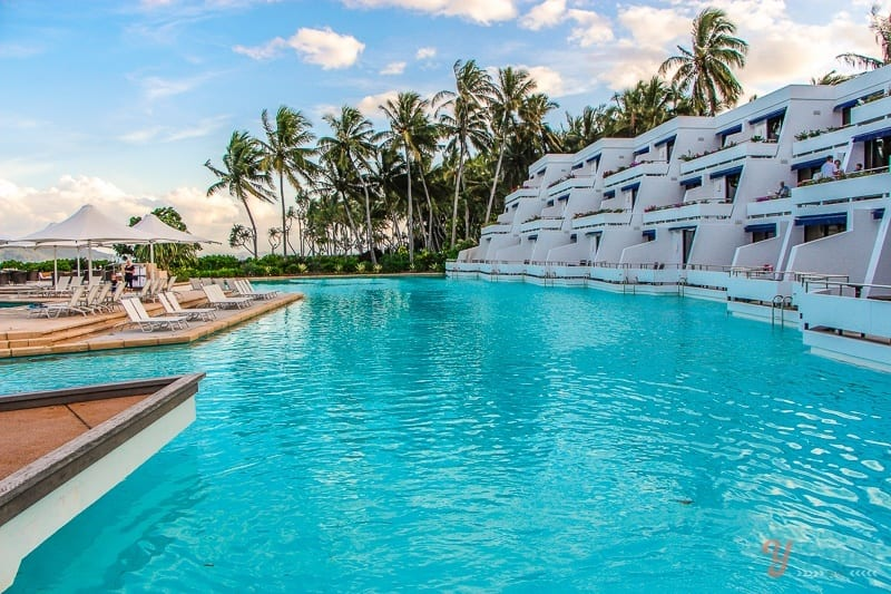 The Luxurious Intercontinental Hayman Island Resort, Whitsundays