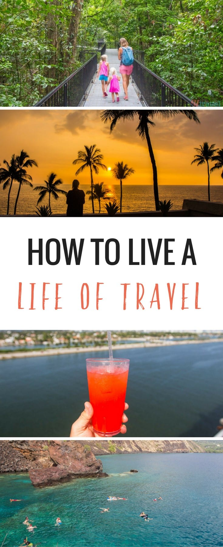 Want to know how to live a life of travel? We've been doing it for 20 years so can show you it's easier than you think #lifeoftravel #travelifestyle #nomad